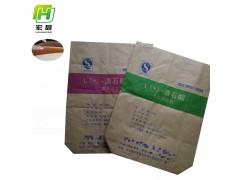 酒石酸钠包装袋定制10-30kg牛皮纸袋复合袋